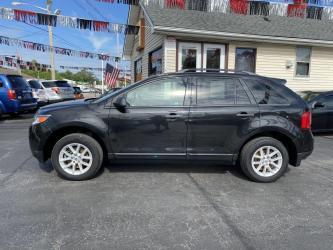 2013 FORD EDGE 4DR