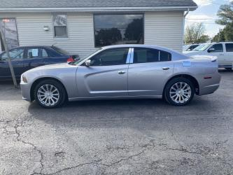 2014 DODGE CHARGER 4DR