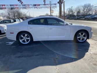 2013 DODGE CHARGER 4DR