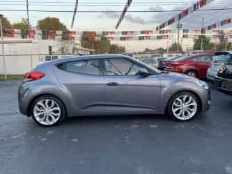2012 HYUNDAI VELOSTER 3DR