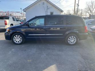 2013 CHRYSLER TOWN  and  COUNTRY 4DR