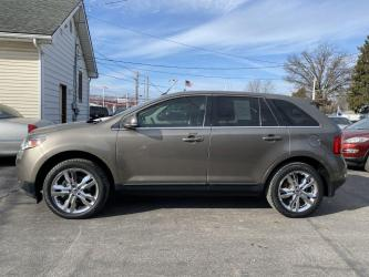 2012 FORD EDGE 4DR
